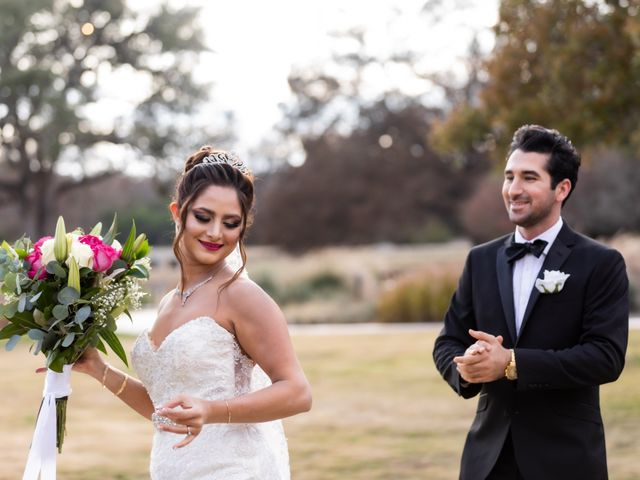 Neda and Farhad's Wedding in Georgetown, Texas 22