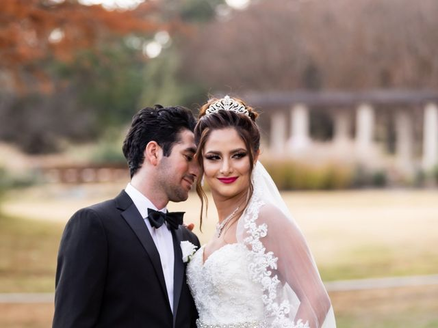 Neda and Farhad's Wedding in Georgetown, Texas 24