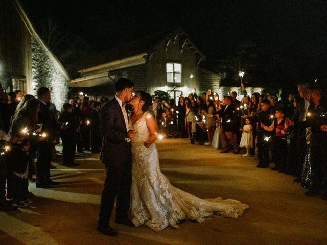 Rony and Selen's Wedding in Montgomery, Texas 1