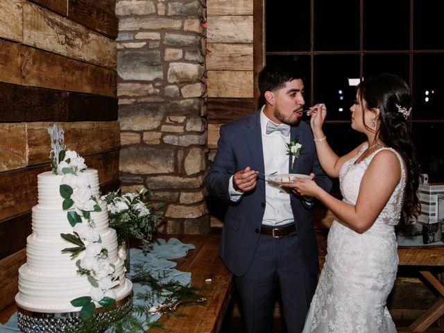 Rony and Selen's Wedding in Montgomery, Texas 30