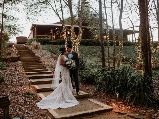 Rony and Selen's Wedding in Montgomery, Texas 47