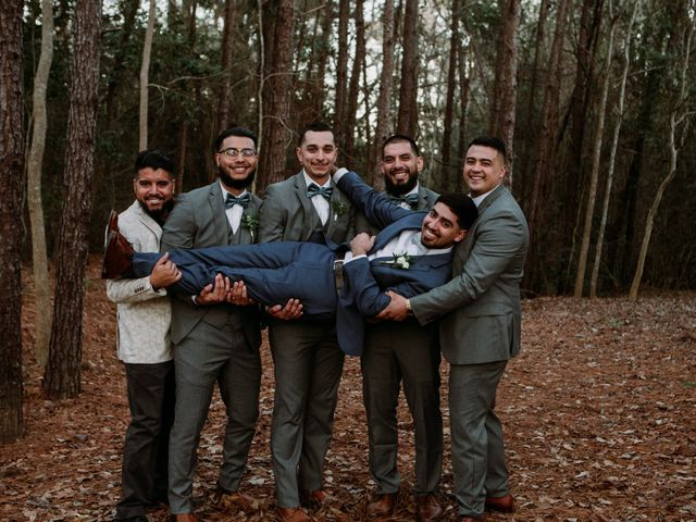 Rony and Selen's Wedding in Montgomery, Texas 50