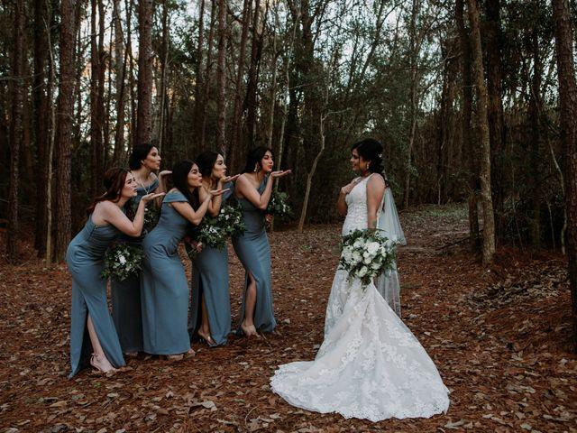Rony and Selen's Wedding in Montgomery, Texas 55