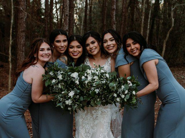Rony and Selen's Wedding in Montgomery, Texas 56