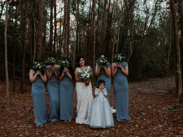 Rony and Selen's Wedding in Montgomery, Texas 58
