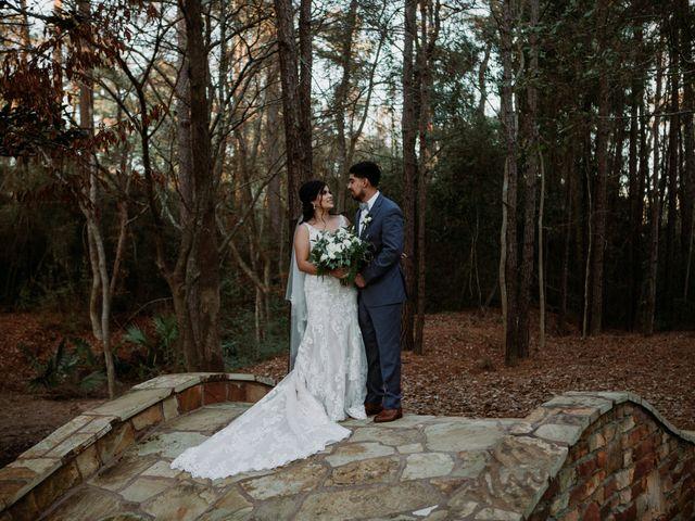 Rony and Selen's Wedding in Montgomery, Texas 59