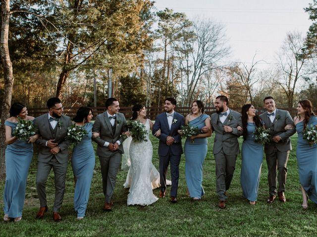 Rony and Selen's Wedding in Montgomery, Texas 66