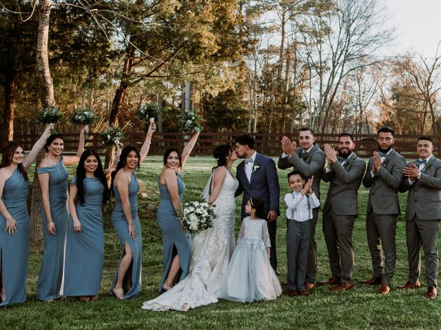 Rony and Selen's Wedding in Montgomery, Texas 68