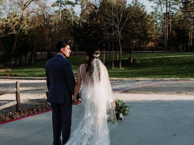 Rony and Selen's Wedding in Montgomery, Texas 74