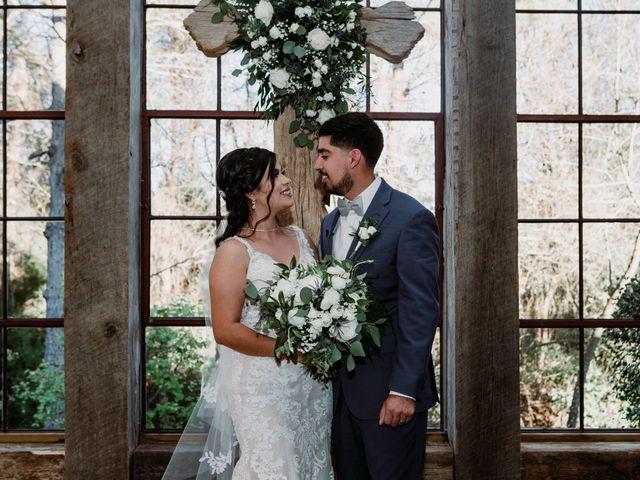 Rony and Selen's Wedding in Montgomery, Texas 77
