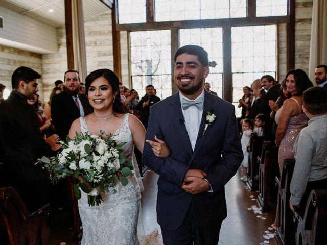 Rony and Selen's Wedding in Montgomery, Texas 79