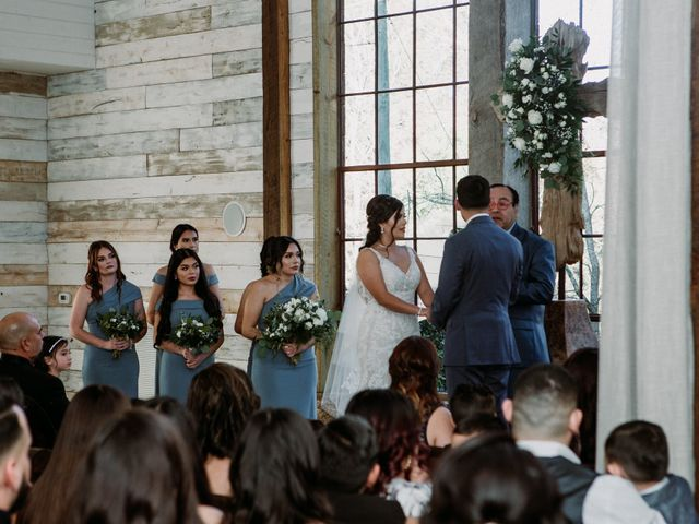 Rony and Selen's Wedding in Montgomery, Texas 89