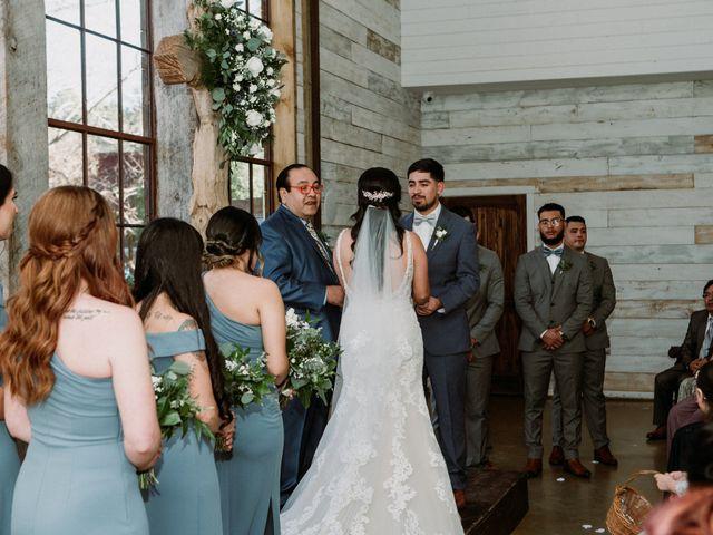 Rony and Selen's Wedding in Montgomery, Texas 91