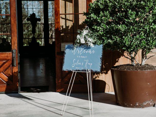 Rony and Selen's Wedding in Montgomery, Texas 104