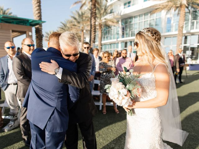 Liz and Jason's Wedding in Clearwater, Florida 7