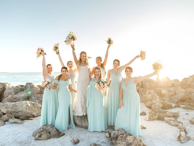Liz and Jason's Wedding in Clearwater, Florida 27