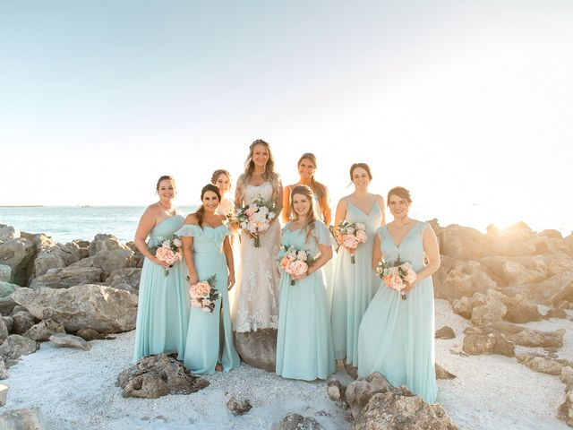 Liz and Jason's Wedding in Clearwater, Florida 28