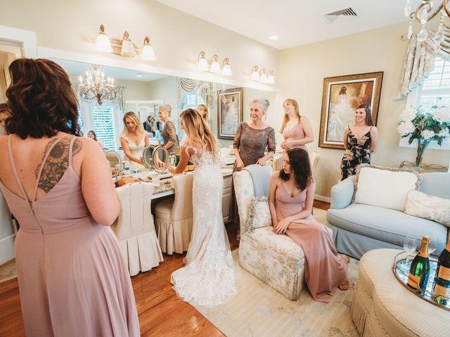 Jason and Kelly's Wedding in Scottsville, Virginia 1