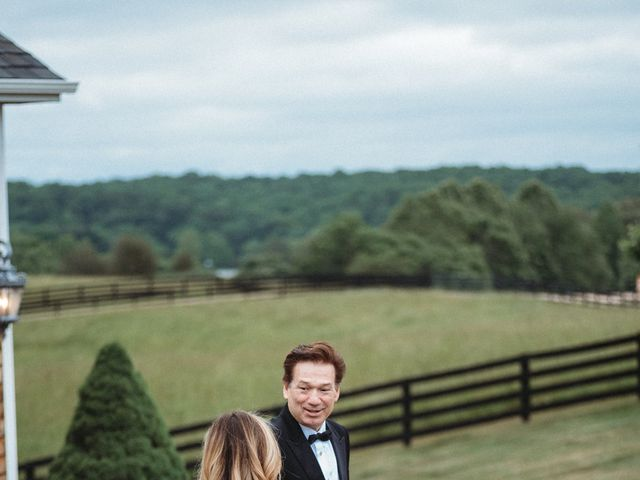 Jason and Kelly's Wedding in Scottsville, Virginia 6