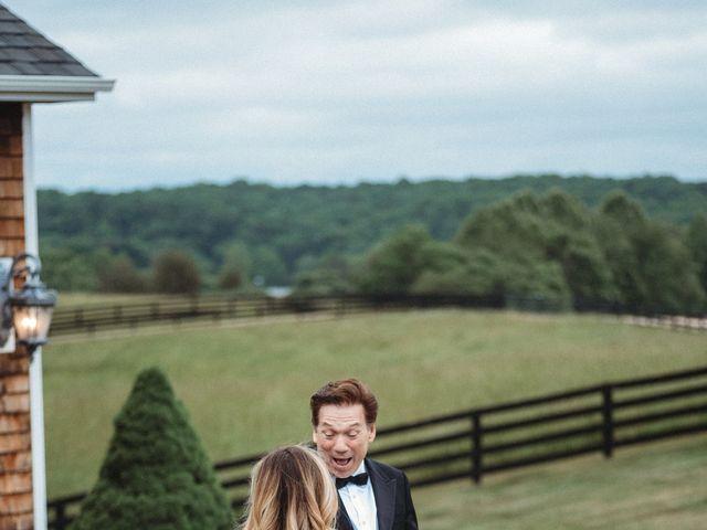 Jason and Kelly's Wedding in Scottsville, Virginia 7