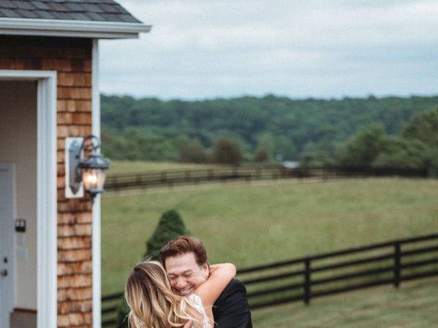 Jason and Kelly's Wedding in Scottsville, Virginia 8