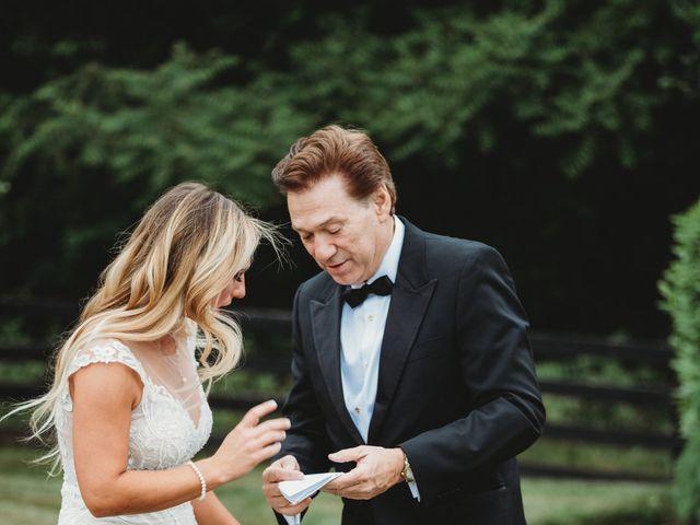 Jason and Kelly's Wedding in Scottsville, Virginia 10