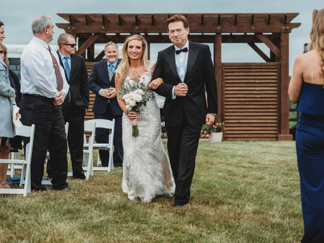 Jason and Kelly's Wedding in Scottsville, Virginia 11
