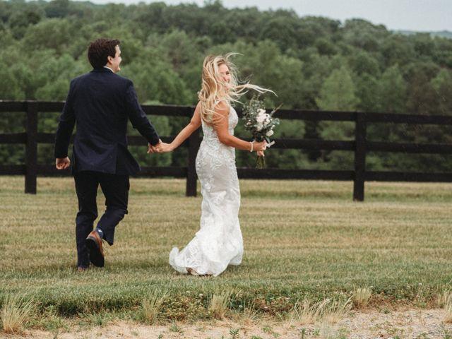 Jason and Kelly's Wedding in Scottsville, Virginia 19