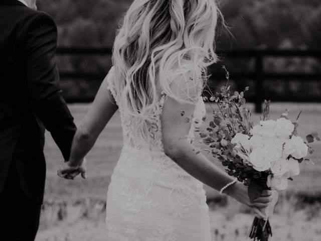 Jason and Kelly's Wedding in Scottsville, Virginia 21