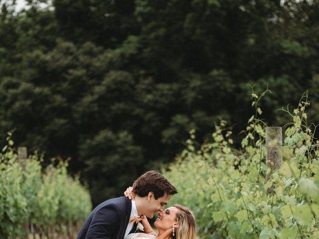 Jason and Kelly's Wedding in Scottsville, Virginia 24