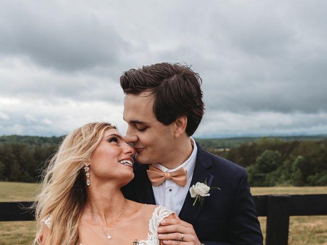 Jason and Kelly's Wedding in Scottsville, Virginia 25