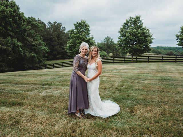 Jason and Kelly's Wedding in Scottsville, Virginia 29
