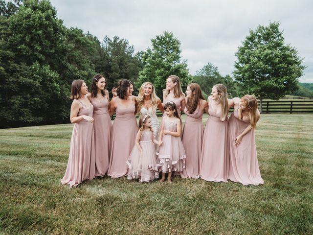Jason and Kelly's Wedding in Scottsville, Virginia 30