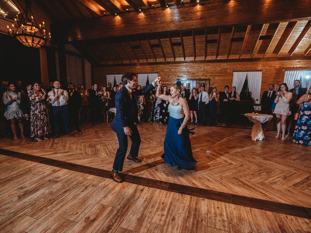 Jason and Kelly's Wedding in Scottsville, Virginia 34