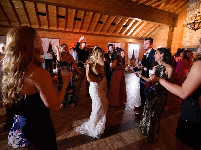 Jason and Kelly's Wedding in Scottsville, Virginia 35