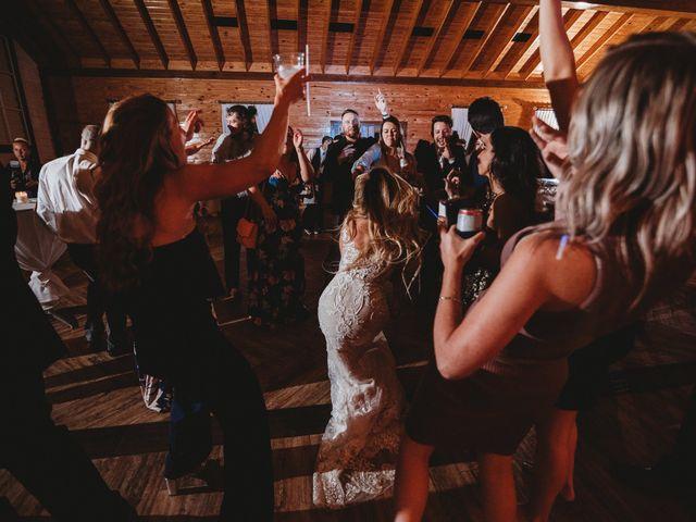 Jason and Kelly's Wedding in Scottsville, Virginia 36