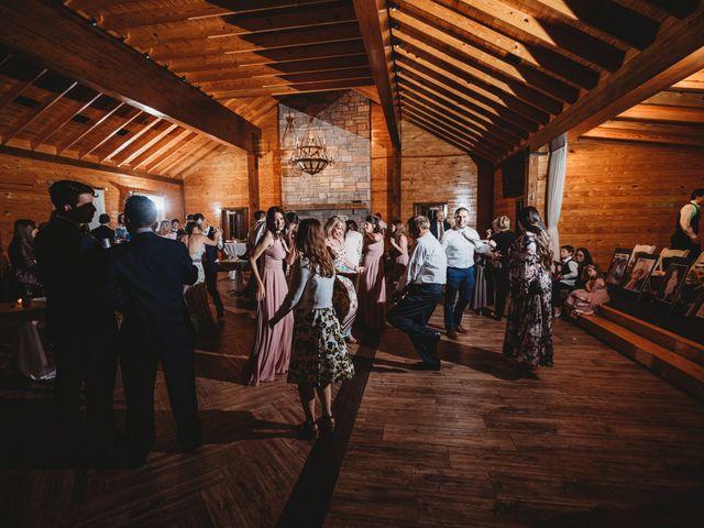 Jason and Kelly's Wedding in Scottsville, Virginia 37