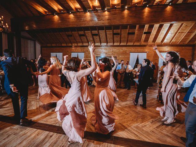 Jason and Kelly's Wedding in Scottsville, Virginia 38
