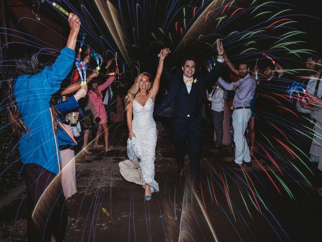 Jason and Kelly's Wedding in Scottsville, Virginia 40