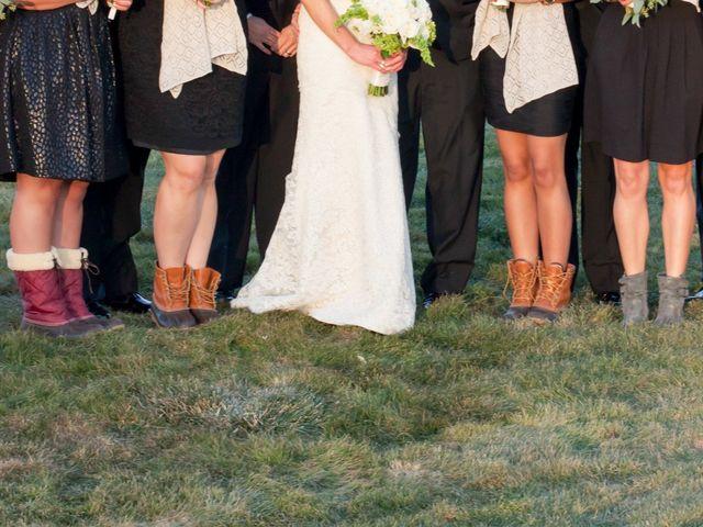 Abby and Greg's Wedding in Groton, Massachusetts 4