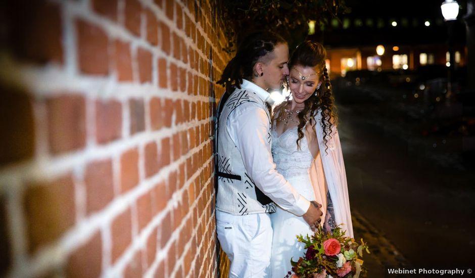 Nick and Allison's Wedding in Sacramento, California