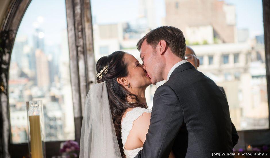 John and Jennifer's Wedding in New York, New York