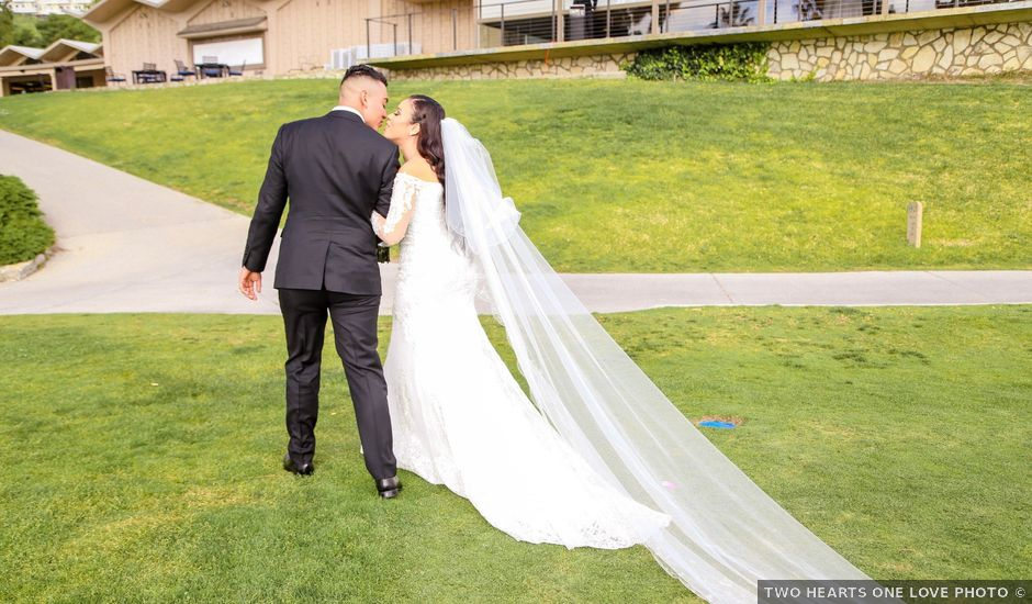 Kim and Ivan's Wedding in Rancho Palos Verdes, California