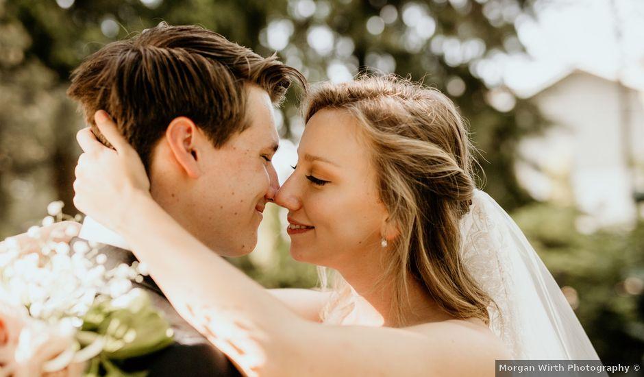 Jacob and Delaney's Wedding in Medford, Oregon