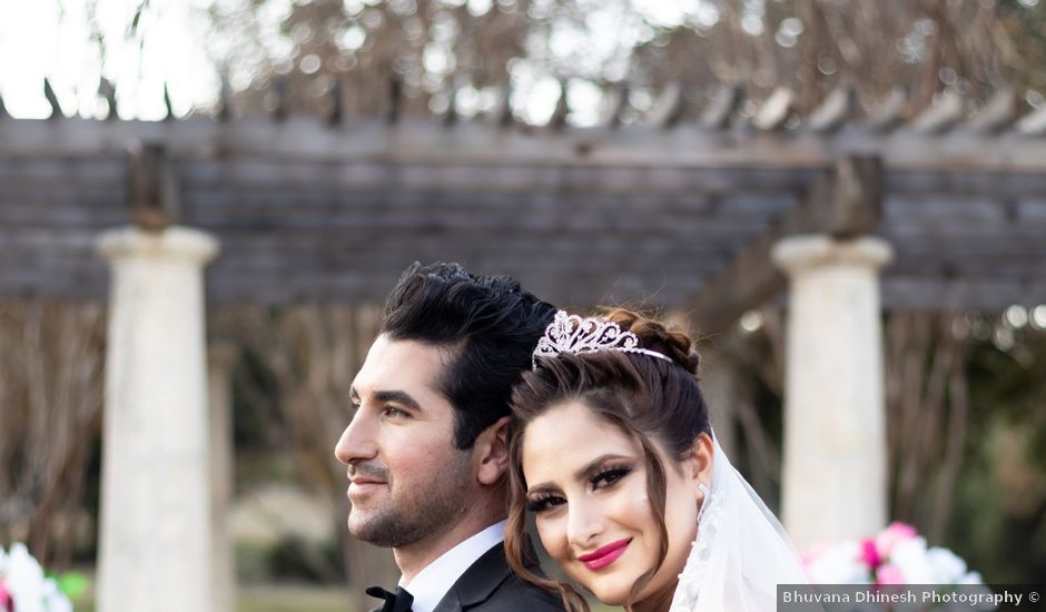 Neda and Farhad's Wedding in Georgetown, Texas