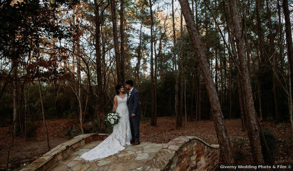 Rony and Selen's Wedding in Montgomery, Texas