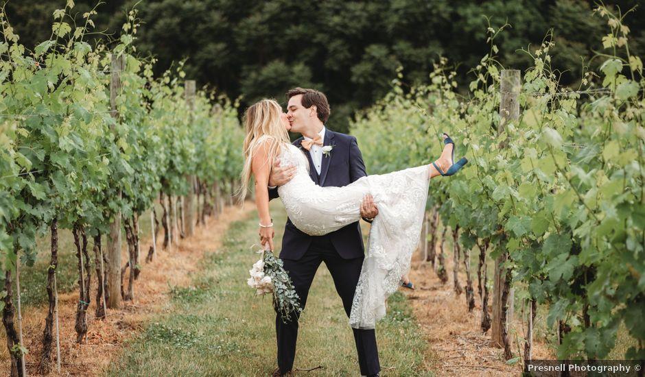 Jason and Kelly's Wedding in Scottsville, Virginia