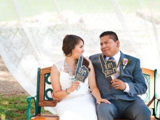 Stephanie and Joseph's Wedding in Mancos, Colorado 17