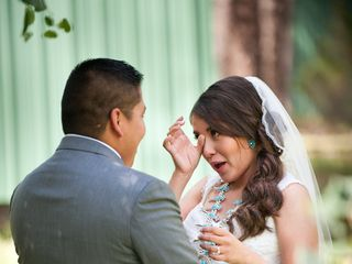 Stephanie and Joseph's Wedding in Mancos, Colorado 10