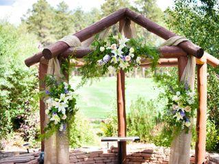 Stephanie and Joseph's Wedding in Mancos, Colorado 11